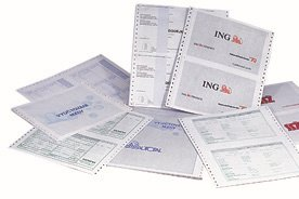 Security envelopes and payslips